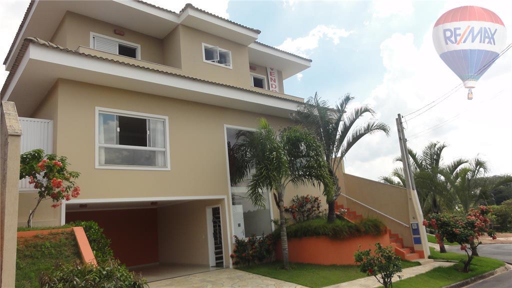 Casa residencial à venda, Condomínio Aldeia da Mata, Valinhos - CA1658.