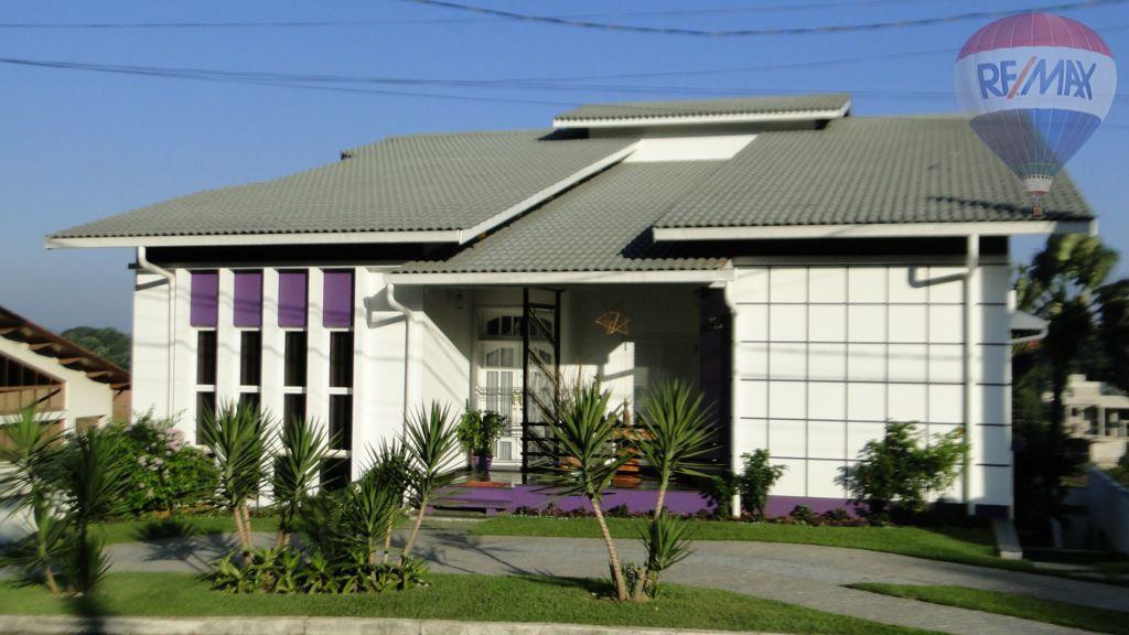 Casa residencial para locação, Condomínio Marambaia, Vinhedo - CA3787.