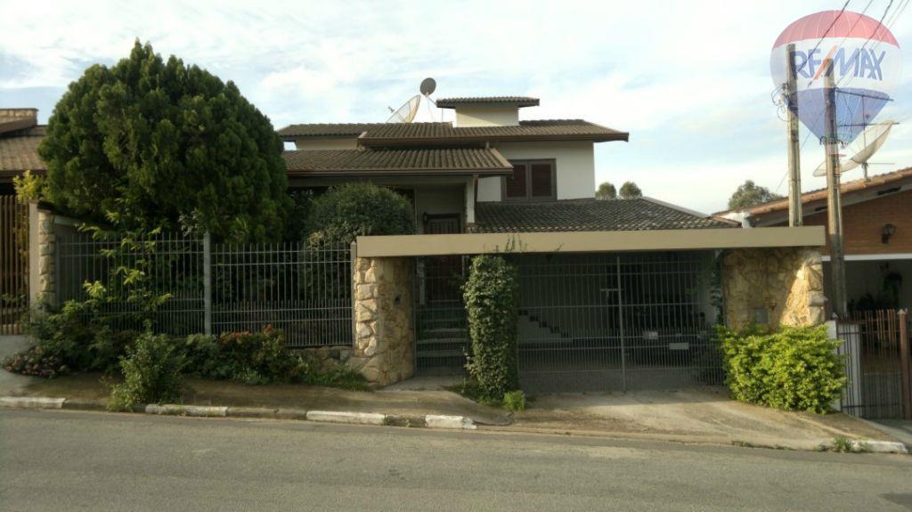 Casa residencial para venda e locação, Jardim Itália, Vinhedo - CA3989.