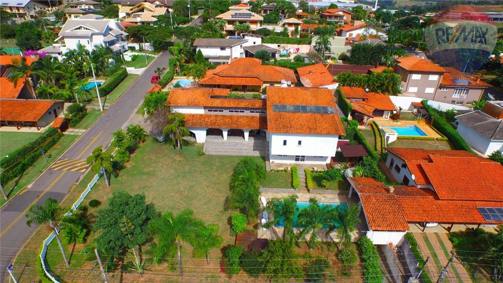 Casa residencial para locação, Condomínio Marambaia, Vinhedo - CA1443.