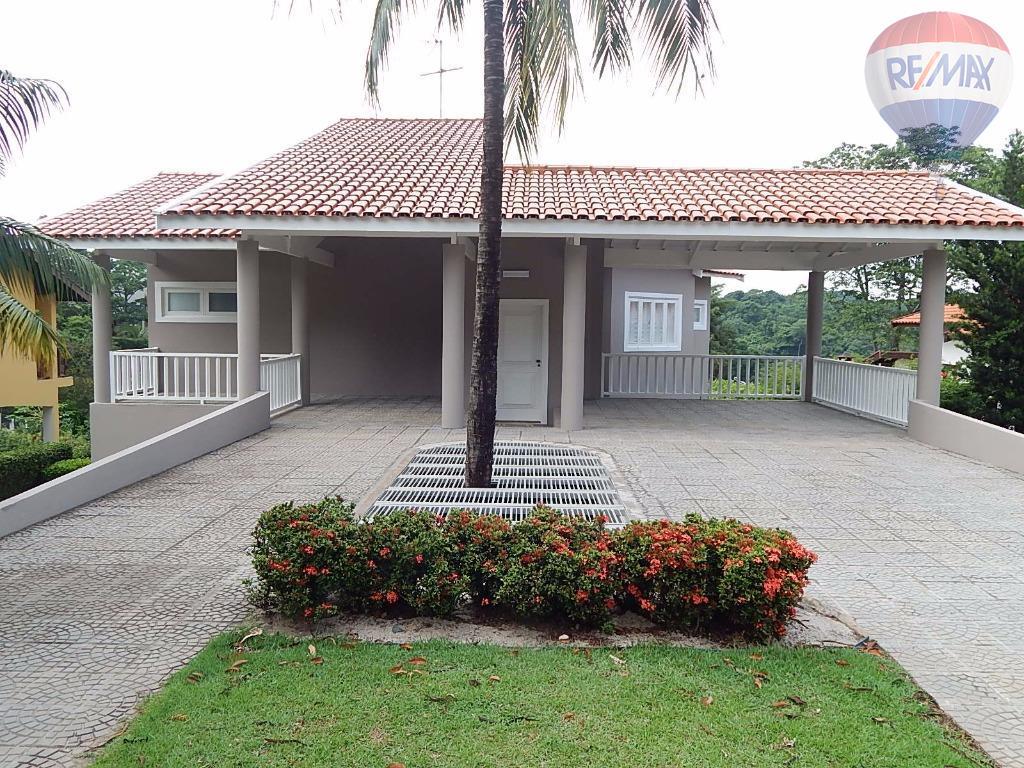 Casa residencial à venda, Condomínio Chácara Flora, Valinhos - CA2252.