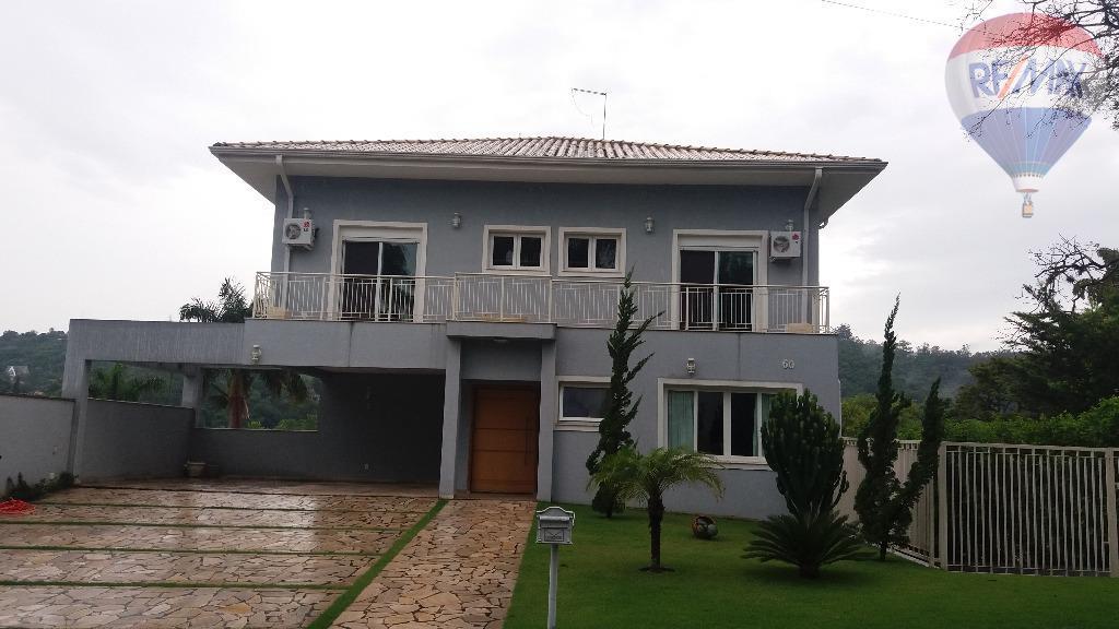 Casa residencial para venda e locação, Condomínio São Joaquim, Vinhedo - CA3837.