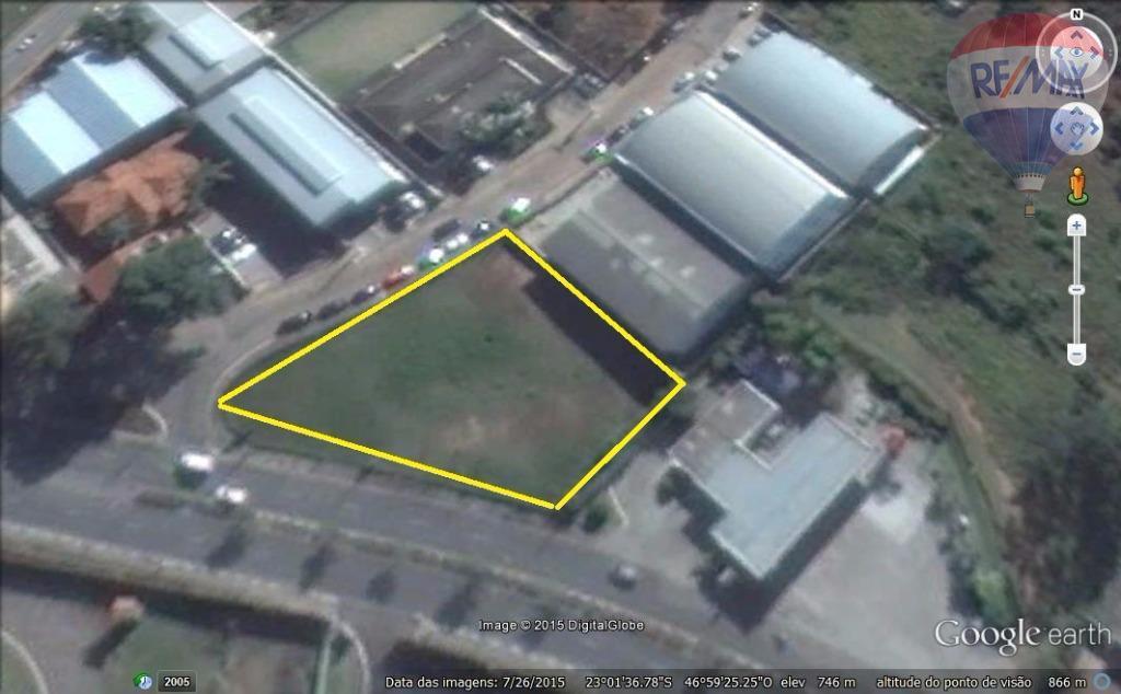 Terreno comercial para locação, Bairro Nova Vinhedo, Vinhedo.