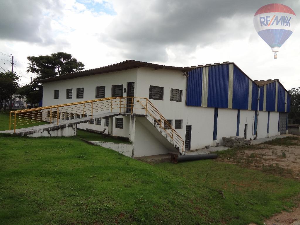 Galpão industrial à venda, Vale Verde, Valinhos - GA0328.