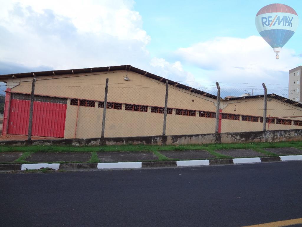 Galpão industrial à venda, Jardim Bandeirantes, Louveira.