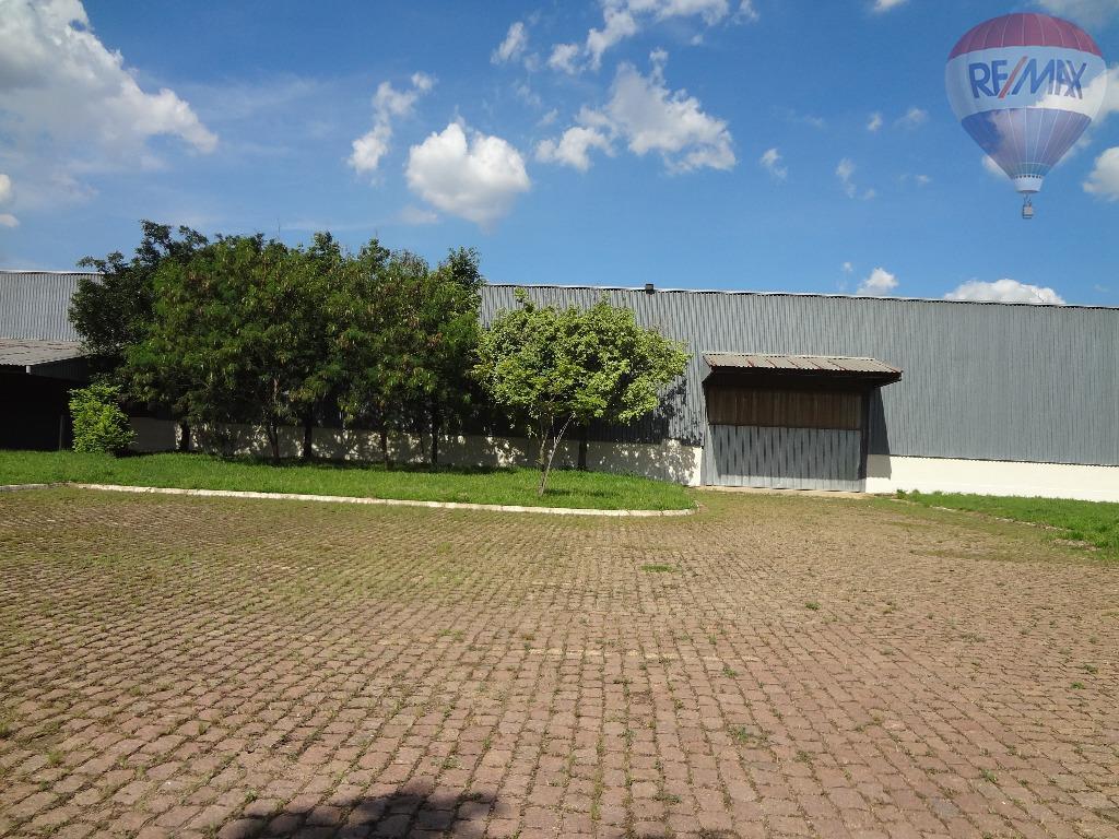 Galpão industrial para venda e locação, Chácaras São Martinho, Campinas - GA0352.