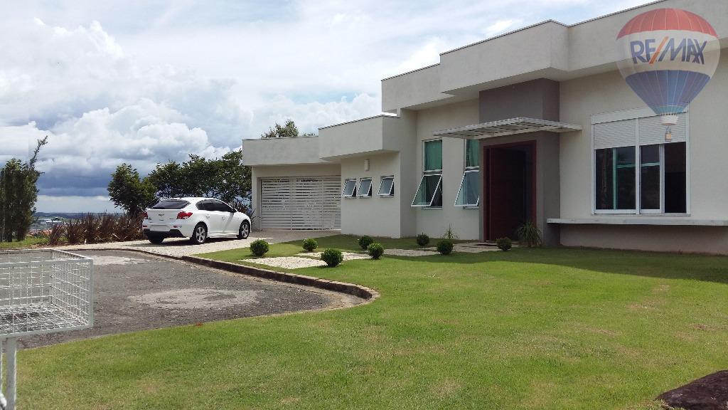 Casa residencial à venda, Condomínio Estância Marambaia, Vinhedo - CA1974.