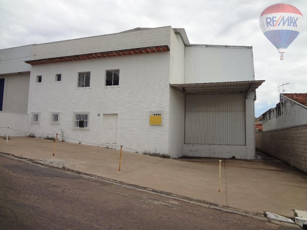 Galpão industrial para locação, Jardim Vera Cruz, Louveira - GA0368.