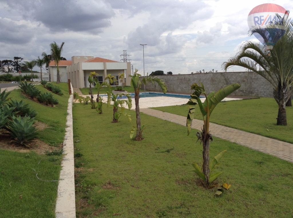 Terreno residencial à venda, Condomínio Vita Verdi, Valinhos - TE2180.