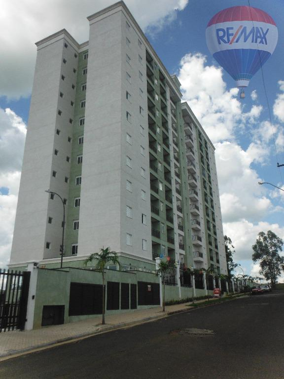 Apartamento  residencial à venda, Parque Residencial Maison Blanche, Valinhos.