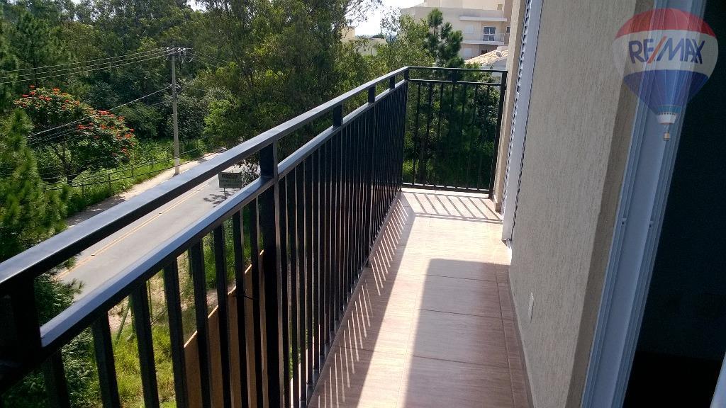 Apartamento  residencial para locação, Pinheirinho, Vinhedo.