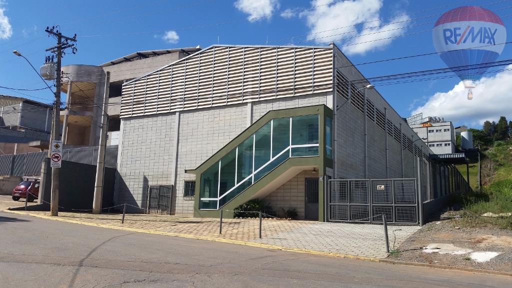Galpão  industrial para locação, Bairro da Ponte, Itatiba.
