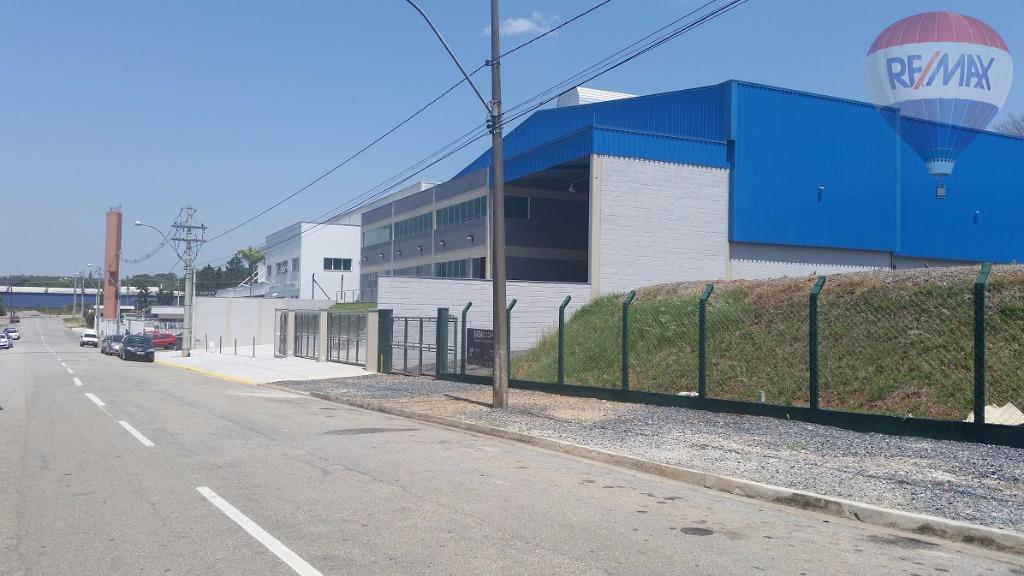 Galpão industrial para locação, Distrito Industrial Alfredo Relo, Itatiba - GA0405.