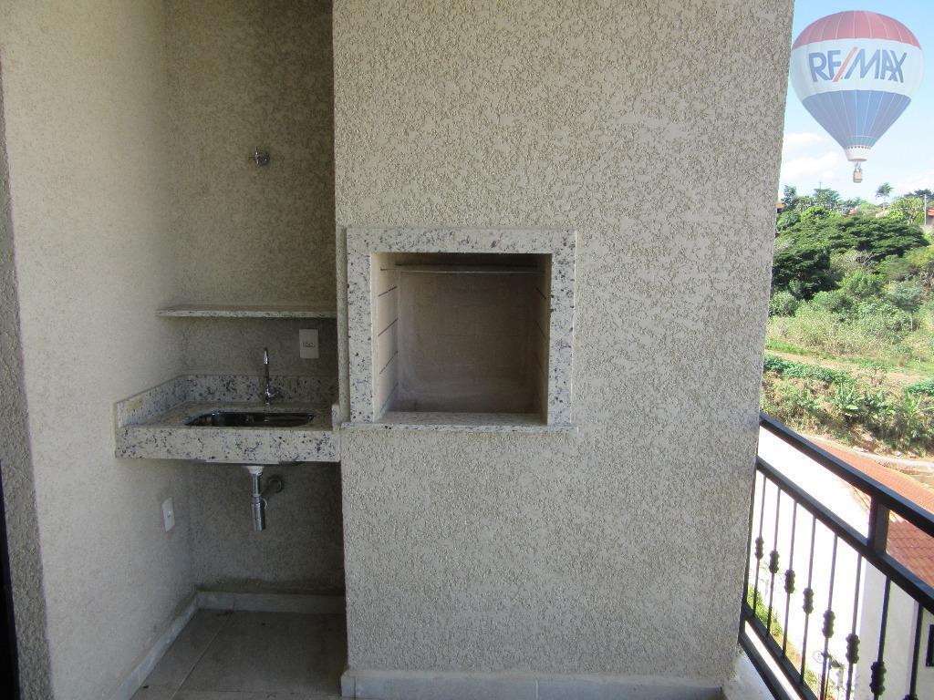 Apartamento residencial para locação, Altos do Morumbi, Vinhedo - AP1700.