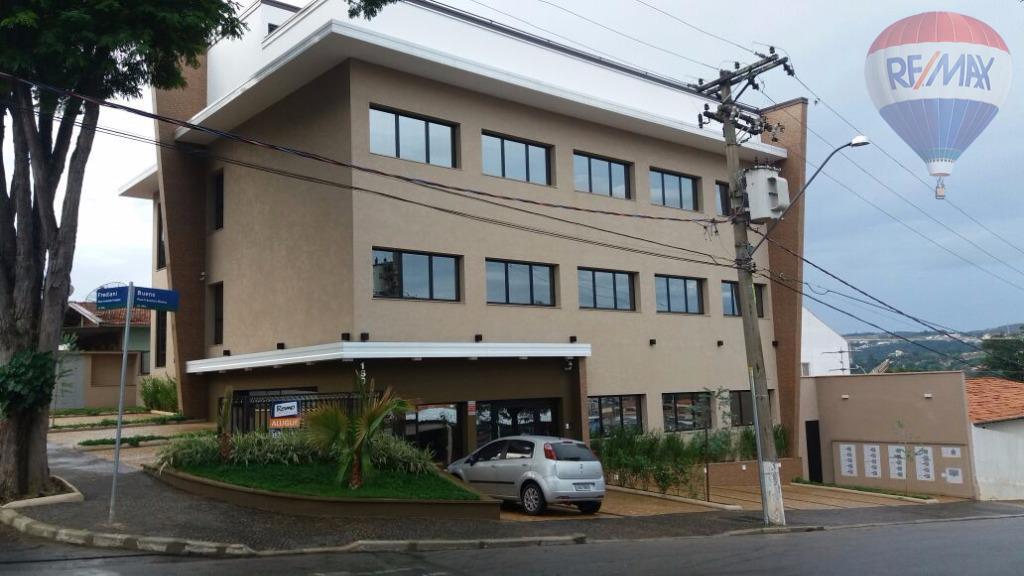 Sala  comercial para locação, Jardim Alba, Vinhedo.
