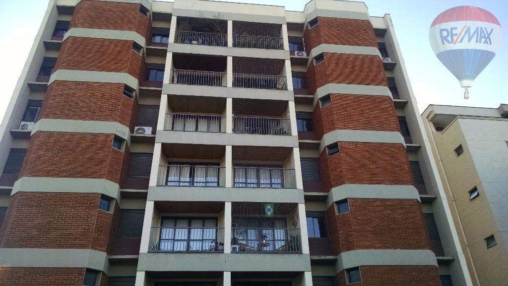 Apartamento residencial à venda, Vila Clayton, Valinhos.