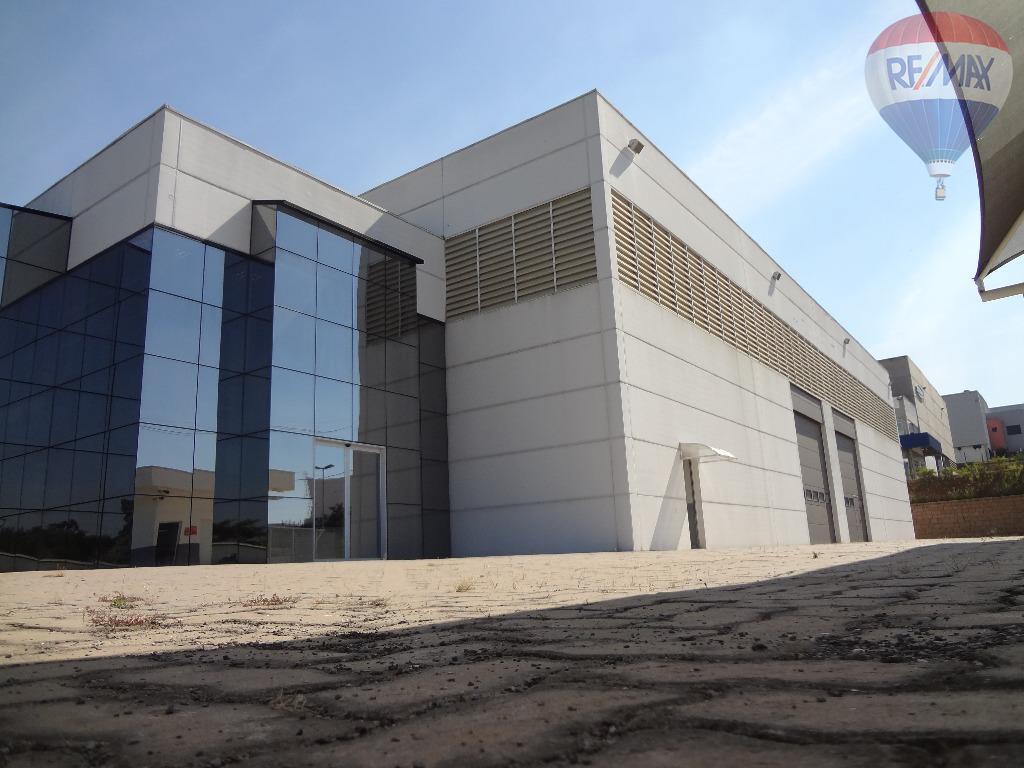 Galpão  industrial para venda e locação, Parque Industrial II (Fazenda Grande), Jundiaí.