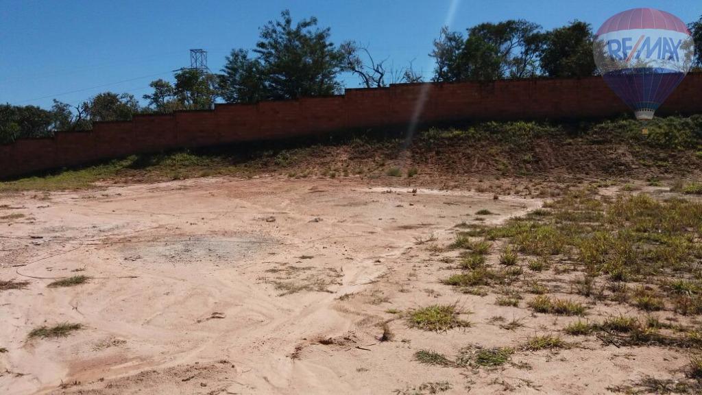 Terreno  residencial à venda, Condomínio Bosque dos Cambarás, Valinhos.