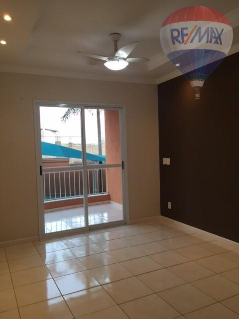 Apartamento residencial à venda, Jardim Itália, Vinhedo - AP1149.