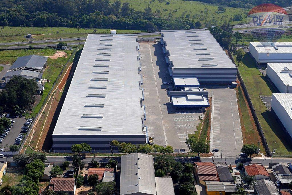 Galpão industrial para locação, Jardim Santa Esmeralda, Hortolândia.