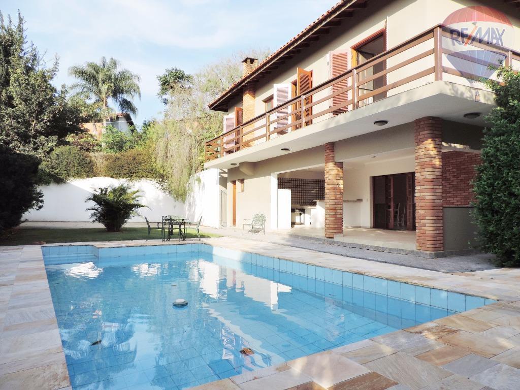 Casa residencial para locação, Condomínio Marambaia, Vinhedo - CA2689.