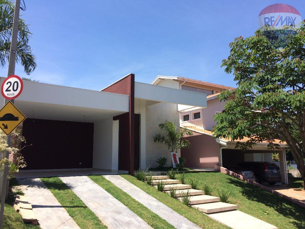 Casa residencial à venda, Condomínio Terras de São Francisco, Vinhedo - CA4832.