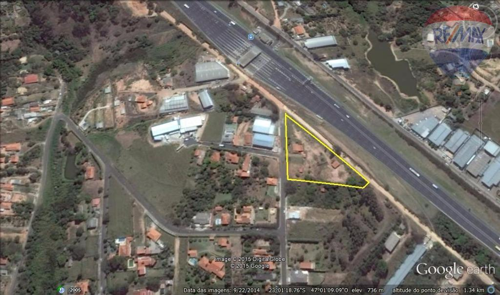 Área industrial à venda, Vale Verde, Valinhos.
