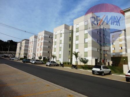 Apartamento residencial à venda, Jardim Nova Espirito Santo, Valinhos.