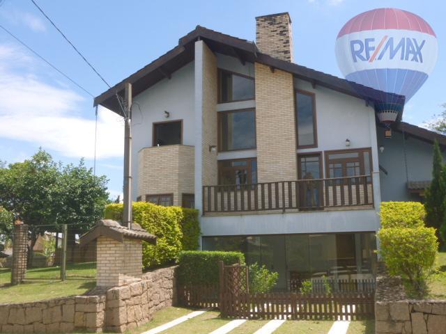 Casa residencial para venda e locação, Condomínio Vila Hípica I, Vinhedo.