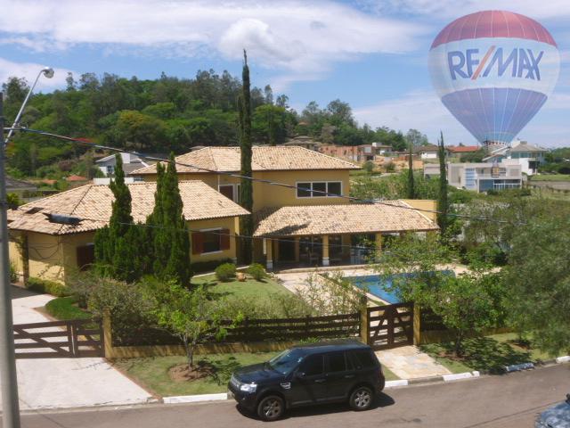 Sobrado Residencial para venda e locação, Condomínio Vila Hípica, Vinhedo - CA1261.