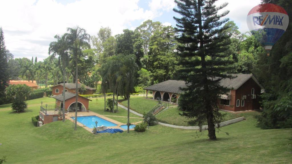 Casa Residencial à venda Condomínio Santa Fé, Vinhedo SP.