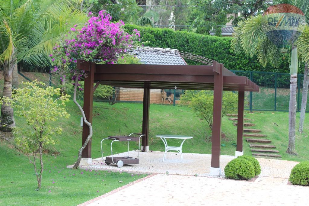 Casa residencial para venda e locação, Condomínio Jardim Paulista I, Vinhedo - CA5302.