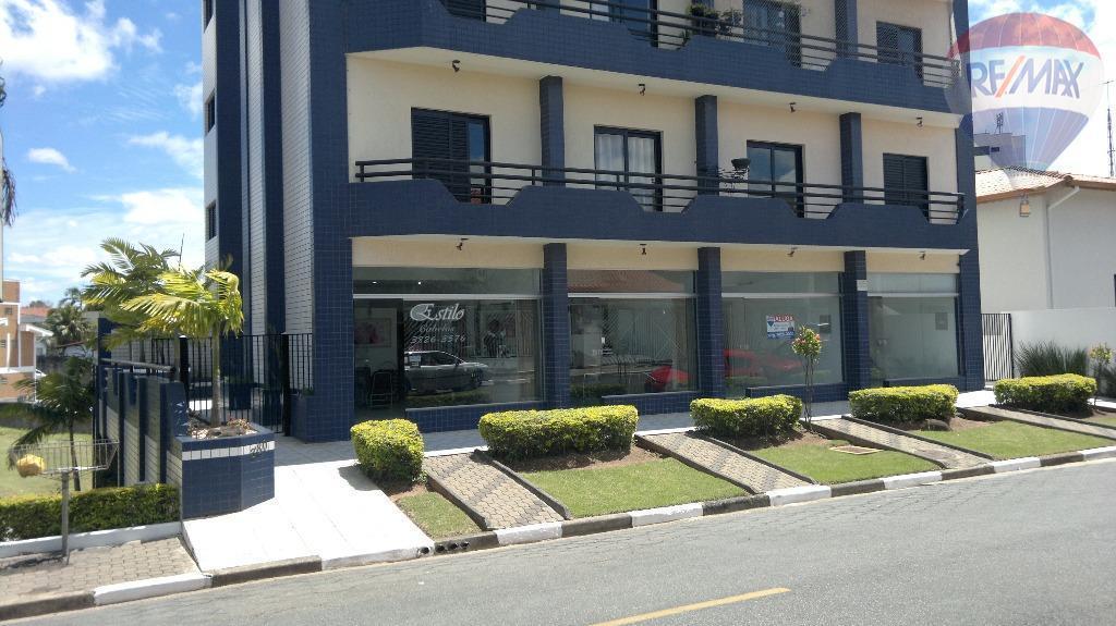 Apartamento residencial para locação, Vila Planalto, Vinhedo - AP0915.