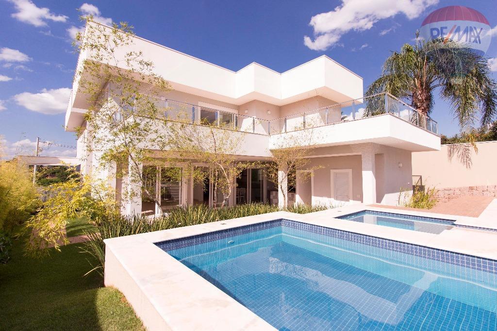 Casa residencial à venda, Condomínio Vista Alegre - Sede, Vinhedo - CA2559.