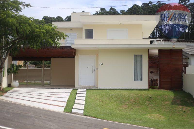 Casa residencial para venda e locação, Condomínio Santa Tereza, Itupeva - CA2390.