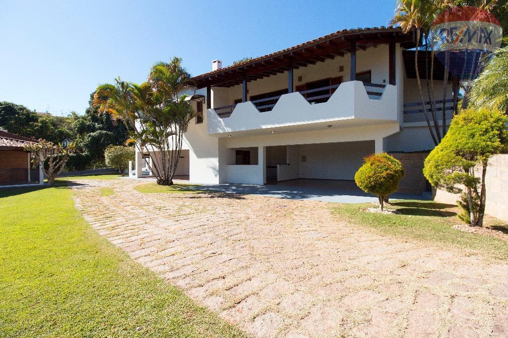 Casa residencial à venda, Condomínio Vista Alegre - Sede, Vinhedo - CA1981.