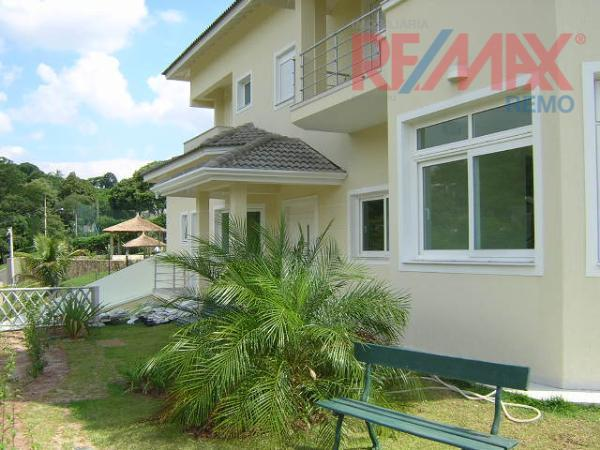 Casa residencial para venda e locação, Condomínio Marambaia, Vinhedo - CA0007.