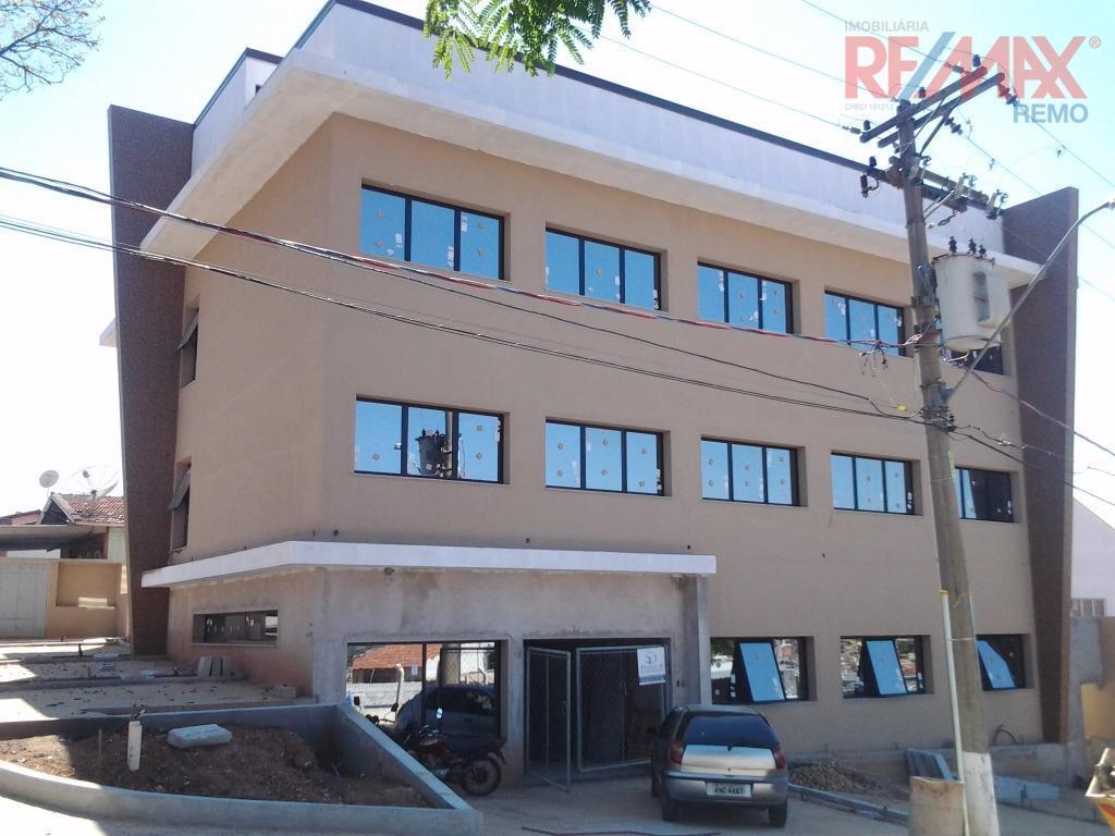 Salas comerciais para locação, Jardim Alba, Vinhedo - PR0041.