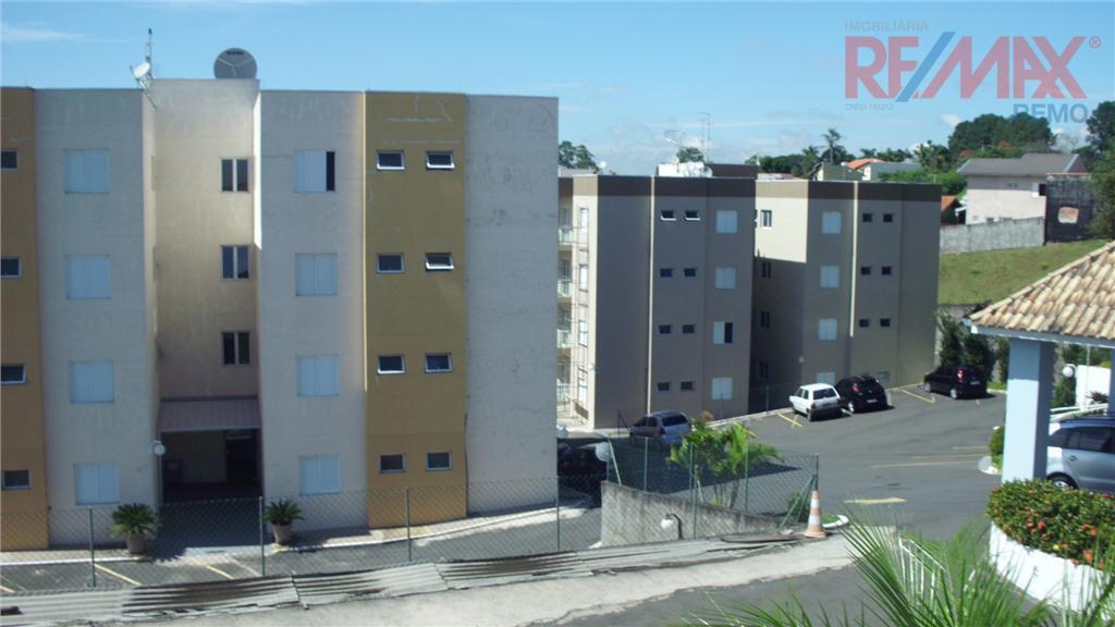 Apartamento residencial para locação, Pinheirinho, Vinhedo - AP0600.