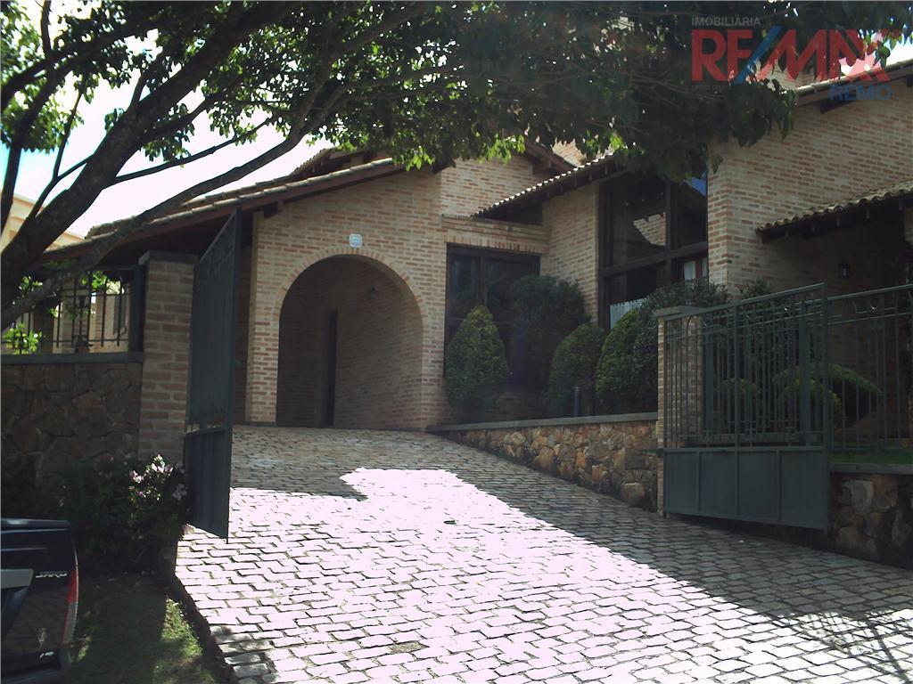 Casa residencial para locação, Condomínio Chácaras do Lago, Vinhedo - CA1026.