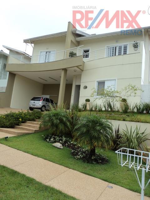 Casa residencial à venda, Condomínio Terras de Vinhedo, Vinhedo - CA1558.