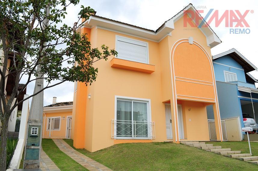 Casa residencial à venda, Condomínio Recanto dos Paturis, Vinhedo - CA1471.
