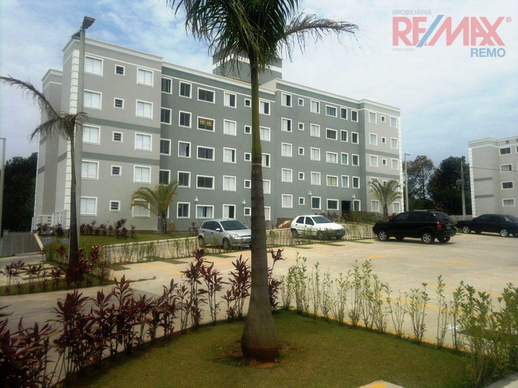 Apartamento residencial à venda, Jardim Anton Von Zuben, Campinas - AP0477.