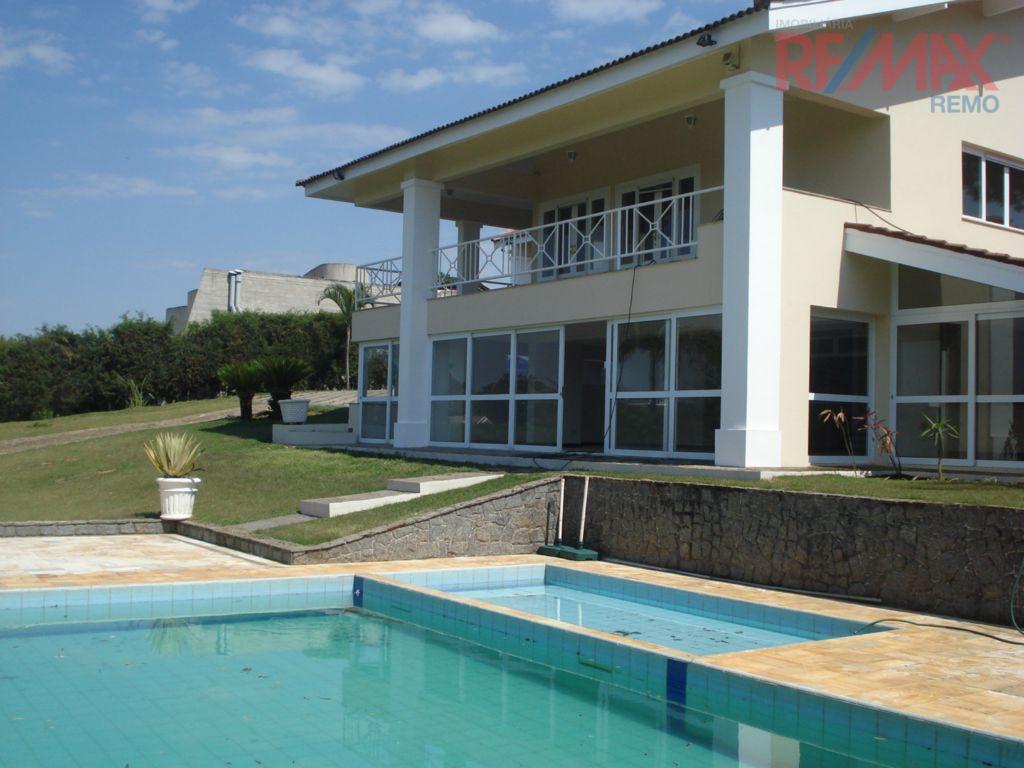 Casa residencial para venda e locação, Condomínio Village Sans Souci, Valinhos - CA0646.