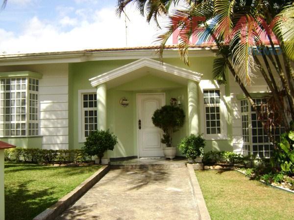 Casa residencial para venda e locação, Condomínio Jardim Paulista I, Vinhedo - CA1894.