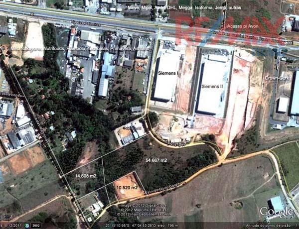 Área industrial à venda, Chácara do Pinhal, Cabreúva - AR0050.