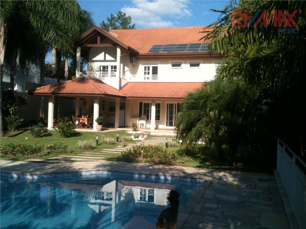 Casa residencial para venda e locação, Condomínio São Joaquim, Vinhedo - CA2346.