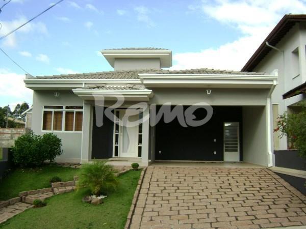 Casa residencial para locação, Condomínio Grape Village, Vinhedo - CA0305.
