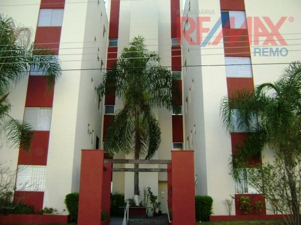 Apartamento residencial à venda, Condomínio Parque dos Pássaros, Valinhos - AP0725.