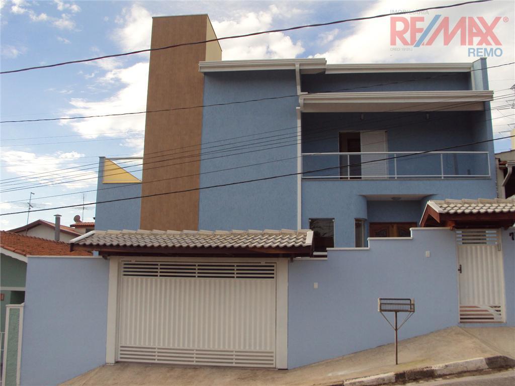 Casa residencial para venda e locação, Vila Gallo, Vinhedo.